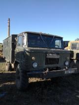 Oprema Za Šumu I Žetvu Kamion - Kamion Газ 66 Polovna Ukrajina
