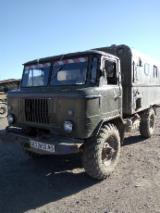 Forstmaschinen Zu Verkaufen - Gebraucht Газ 66 LKW Ukraine