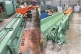 OM Woodworking Machinery - 9M DRILLING MACHINE OUTPUT CONVEYOR