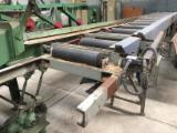 Log Handling Equipment - CONVEYOR ROLLERS 5MX400