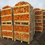Firewood, Pellets And Residues Firewood Woodlogs Not Cleaved - Premium Quality Kiln Dreid Alder Firewood