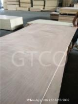 Okoume Commercial Plywood, Poplar Core, 2-25 mm thick