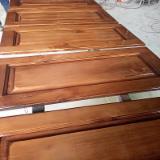 Kitchen Furniture - RADIATE PINE, OAK, RUBBER SOLID WOOD KITCHEN CABINET DOORS