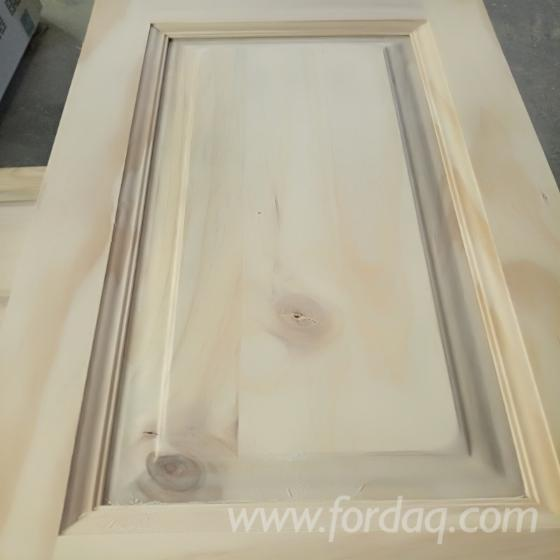Pine Wood Kitchen Cabinets: Oak, Rubberwood And Radiata Pine Kitchen Cabinet Doors