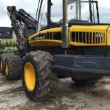 Bosexploitatie & Oogstmachines Harvester - Gebruikt Ponsse Ergo H6 2006 Harvester Polen