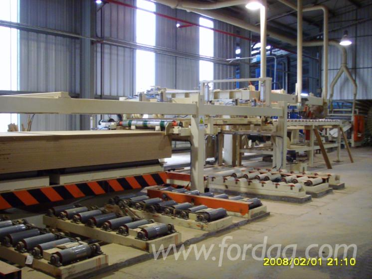 MDF-production-line-Particle-board-production-line-OSB-production