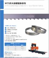 带状锯片 ChangSheng Quenched Band Saw Blades For Wood Cutting 全新 中国