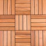 Sandalwood Garden Products - Paver Timber Tile 1105