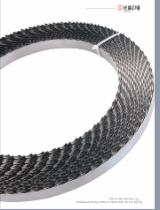 Woodworking Machinery - Quenched band saw blades