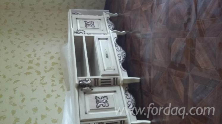Produkcja mebli drewnianych wg projektu, sypialni