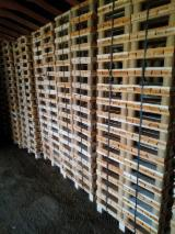 Wood Pallets - New Presswood Pallet Latvia