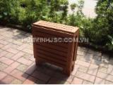Mobilier De Gradina Asia - Vand Mese De Grădină Design Foioase Din Asia Santal