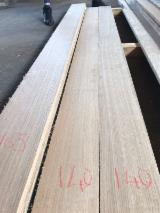 Hardwood  Sawn Timber - Lumber - Planed Timber For Sale - OAK QFA 26X165/185X1500-2500