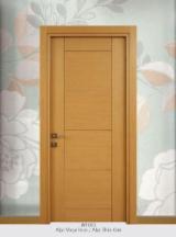 Türen, Fenster, Treppen - Türen, Holzfaserplatten Mit Mittlerer Dichte (MDF), Echtholzfurnier