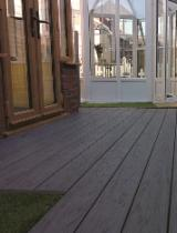 B2B Satılık Kompozit Ahşap Decking - Fordaq'ta Alın Ve Satın - Kaymayan Deck (2 Taraf)