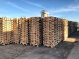 Wood Pallets - 1200x800 Pallets 2sort