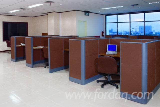 Venta Conjuntos De Oficina Diseño Madera Asiática Indonesia