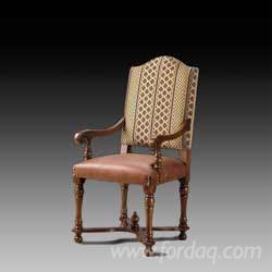 扶手椅, 年代