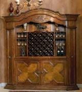 Buy Or Sell  Display Cabinets - Walnut Display Library