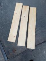 Softwood  Sawn Timber - Lumber For Sale - KD Spruce Sawn Timber, 30 x 123 mm