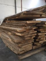 Unedged Hardwood Timber - Oak Loose from Spain