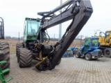 森林及采伐设备 - 收割机 John Deere 1070D 二手 2007 波兰