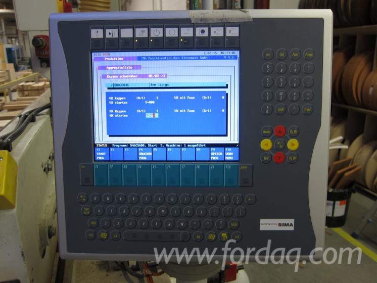 Edgebanders IMA Novimat/K/I/G80/881/Soft-forming Polovna Italija Za Prodaju