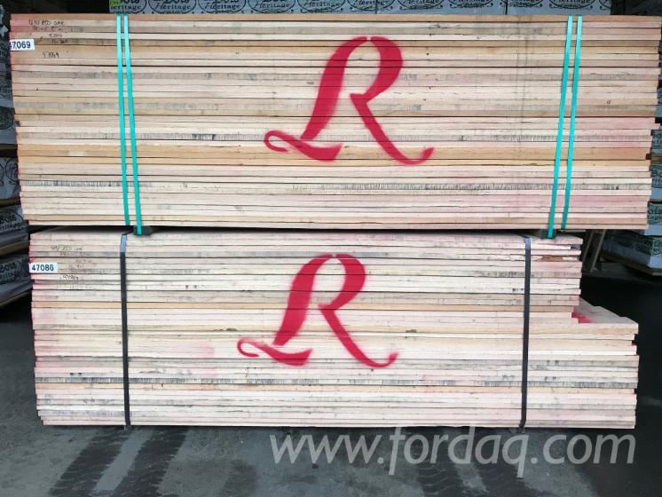 木板, 红橡木