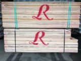 Stablo Za Rezanje I Projektiranje  - Okrajčena Daska, Crveni Hrast