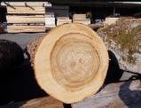 Nadelrundholz - 4-seitig Sägegestreiftes Rundholz, Chinesische Tränenzypresse