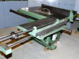 Spanevello Woodworking Machinery - Used Spanevello Circular Saw For Sale Romania