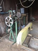 Cele mai noi oferte pentru produse din lemn - Fordaq - Banzic pentru tăiat lemne linie 12 M - 9500 lei, negociabil