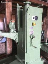 Rennepont Woodworking Machinery - Used Rennepont 1992 Log Band Saw Vertical For Sale France