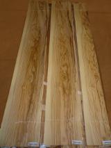 Sliced Veneer For Sale - Italian Olivewood Veneer