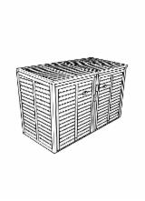 United Kingdom Garden Products - Looking for 500+ wheelie bin enclosures