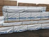 Softwood  Sawn Timber - Lumber For Sale - FSC 22-50 mm Shipping Dry (KD 18-20%) Pine  - Scots Pine, Cembran Pine, Swiss Pine - , Siberian Spruce Planks (boards) from Russia