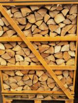 Firewood, Pellets and Residues - Firewood from Oak, Hornbeam, Alder, Birch, Aspen