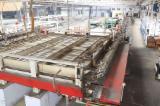 Holzbearbeitungsmaschinen - Massivholzplatten Produktion REX / TORWEGE / KALLFASS / HOMAG