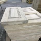 Wood Components - Radiata Pine Doors For Kitchen Cabinets