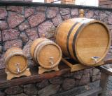 Latvia Supplies - Oak Barrels