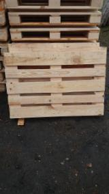 Latvia Supplies - Euro - Pallet