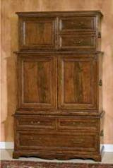 Bedroom Furniture - Traditional Chests, 122 x 61 x 198 cm