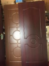 Melamine Solid Wooden Door