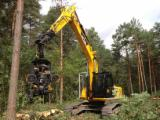 Maquinaria Forestal Y Cosechadora - Venta Cosechadora Ponsse H Usada 2012 Eslovaquia