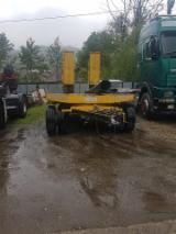 Moving-Floor Trailer - Used -- -- Moving-Floor Trailer Romania