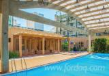 Mobilya ve Bahçe Ürünleri - cd_specieSoft_Radiata Pine, Yüzme Havuzu