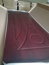 Fordaq Holzmarkt - Türen, Hartfaserplatten (HDF), Polyvinylchlorid (PVC)