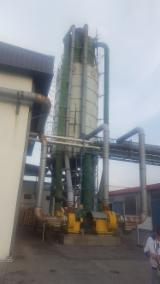 Woodworking Machinery - Silo 200m3 With All Fans and System of Syclones