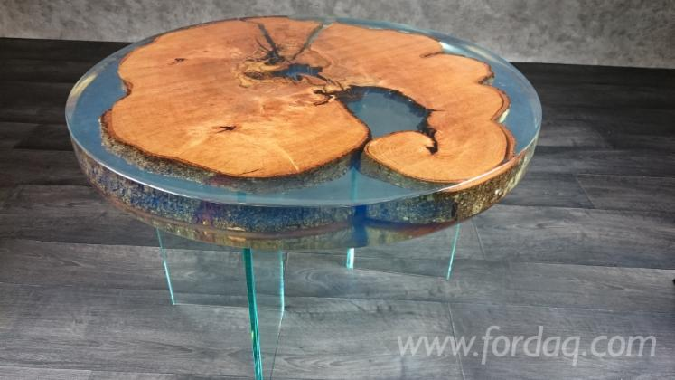 Resin Countertops Tables , unique Art Work