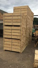 Belarus Sawn Timber - Offer for Planks (boards), Pine - Scots Pine